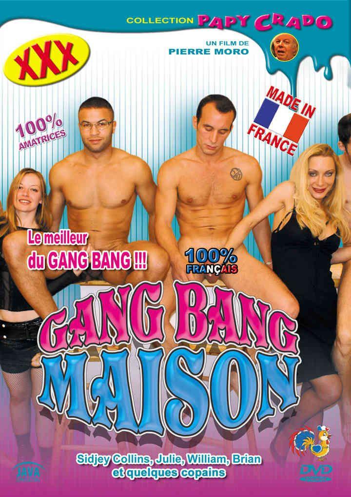 Film Gang bang maison