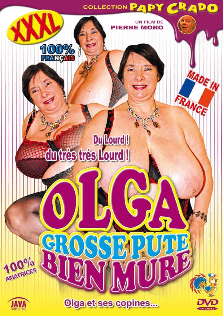 Film Olga grosse chiennasse bien mure