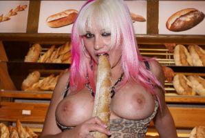 la boulangere salope salope bitch